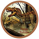 CS-Dekor Tortenaufleger Dinosaurier 03