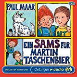 Ein Sams für Martin Taschenbier: Hörspiel - Paul Maar