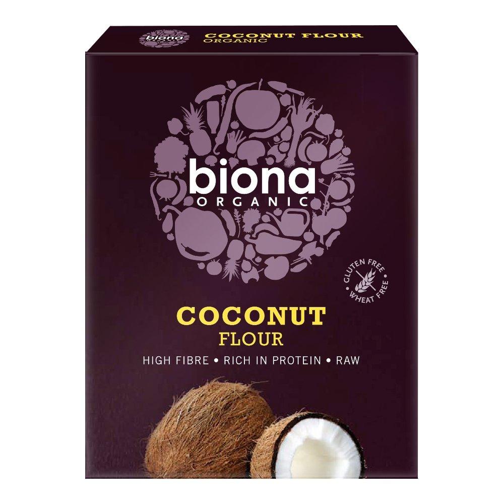 Coconut Flour Organic Raw 500 g