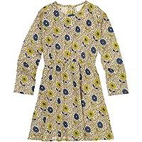 فستان ماسالا للفتيات الصغيرات باللون الرملي رملي 8 سنوات