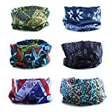 Datechip Multifonctions Magic 12 en 1 Bandeau Foulard Bandana écharpe anti-insectes...