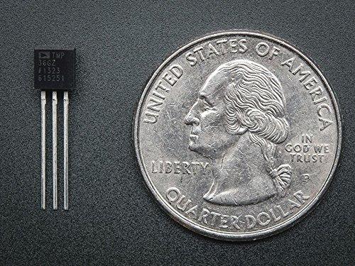Adafruit TMP36 - Analog Temperature sensor [ADA165] -