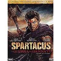 Spartacus la Guerra dei Dannati - Dannati Dvd