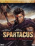 spartacus la guerra dei dannati (4 dvd)