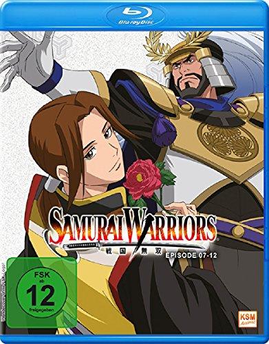 Samurai Warriors (Episode 07-12) (Blu-ray)