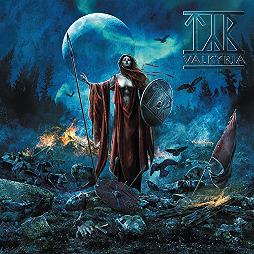 Tyr: Valkyrja (Audio CD)