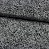 Stoff Baumwolle Popeline Florian Paisley made in Germany -