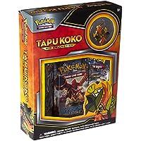 Pokèmon 290-80276 - Cartas coleccionables de la colección Tapu Koko Pin Collection