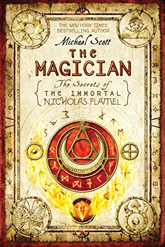 The Magician (The Secrets of the Immortal Nicholas Flamel) por Michael Scott
