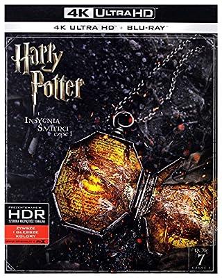 Harry Potter und die HeiligtĂzmer des Todes - Teil 1 [2Blu-Ray] [Region B]