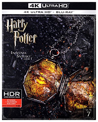 Harry Potter y las reliquias de la muerte - Parte 1 [2Blu-Ray] [Region B]