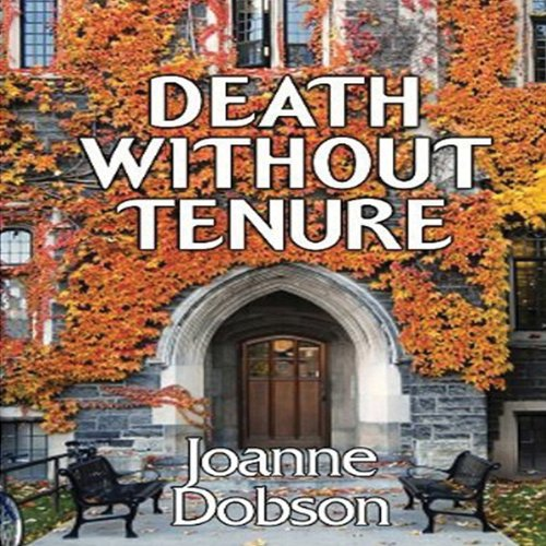 Death without Tenure  Audiolibri