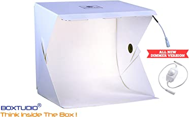 BOXTUDIO-Tabletop Portable PhotoStudio (Dimmer Version)-Think Inside The Box !-100% Made in India