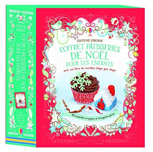 Coffret pâtisseries de Noël pour les enfants