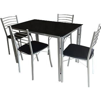 Essgruppe, Tischgruppe, Tischset, Esstisch, Küchentisch, Tisch ...