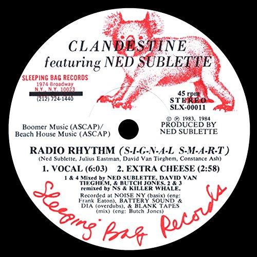 Radio Rhythm (S-I-G-N-A-L S-M-A-R-T) (Dub Mix)