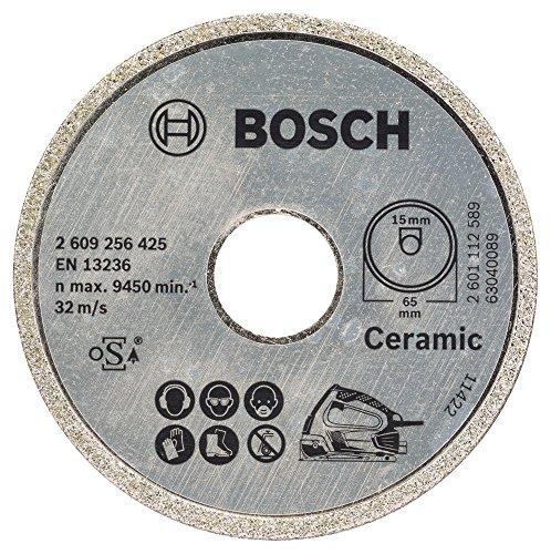 Bosch 2609256425Diamant-Trennscheibe 65x 15mm