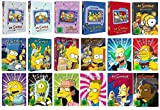 Die Simpsons Staffel 1-18 (1+2+3+4+5+6+7+8+9+10+11+12+13+14+15+16+17+18) [DVD Set]