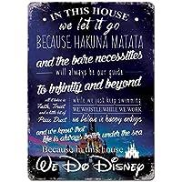 This-House-We-Do-Disney-Metall-Schild - V2-Schloss-Wandschild - D2P