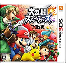 Dairantou Super Smash Brothers - Nintendo 3DS [Japan Import]