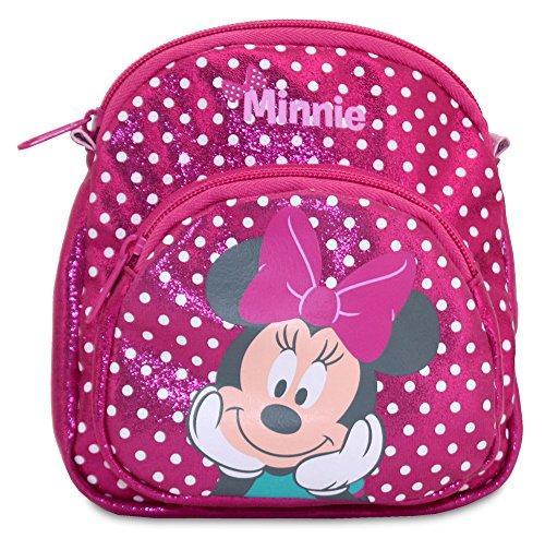 Minnie Mouse – Neceser con doble cremallera (Jugavi MN.0212.00)