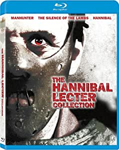 The Hannibal Lecter Collection [Blu-ray] [Import anglais]