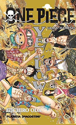 One Piece Guía nº 03 Yellow (Manga Artbooks) por Eiichiro Oda
