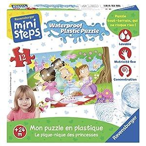 Puzzle plastique