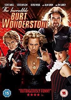 DVD1 - Incredible Burt Wonderstone (1 DVD)