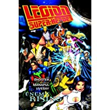 Legion Of Super Heroes Enemy Rising TP by Jim Shooter (2009-10-30)