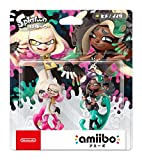 Amiibo Splatoon 2 Nintendo Switch Tenta-cool Set Marina Coralie / Pearl Perle (Japan Import) Tentacool