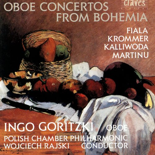 Concertos For Oboe & Orchestra