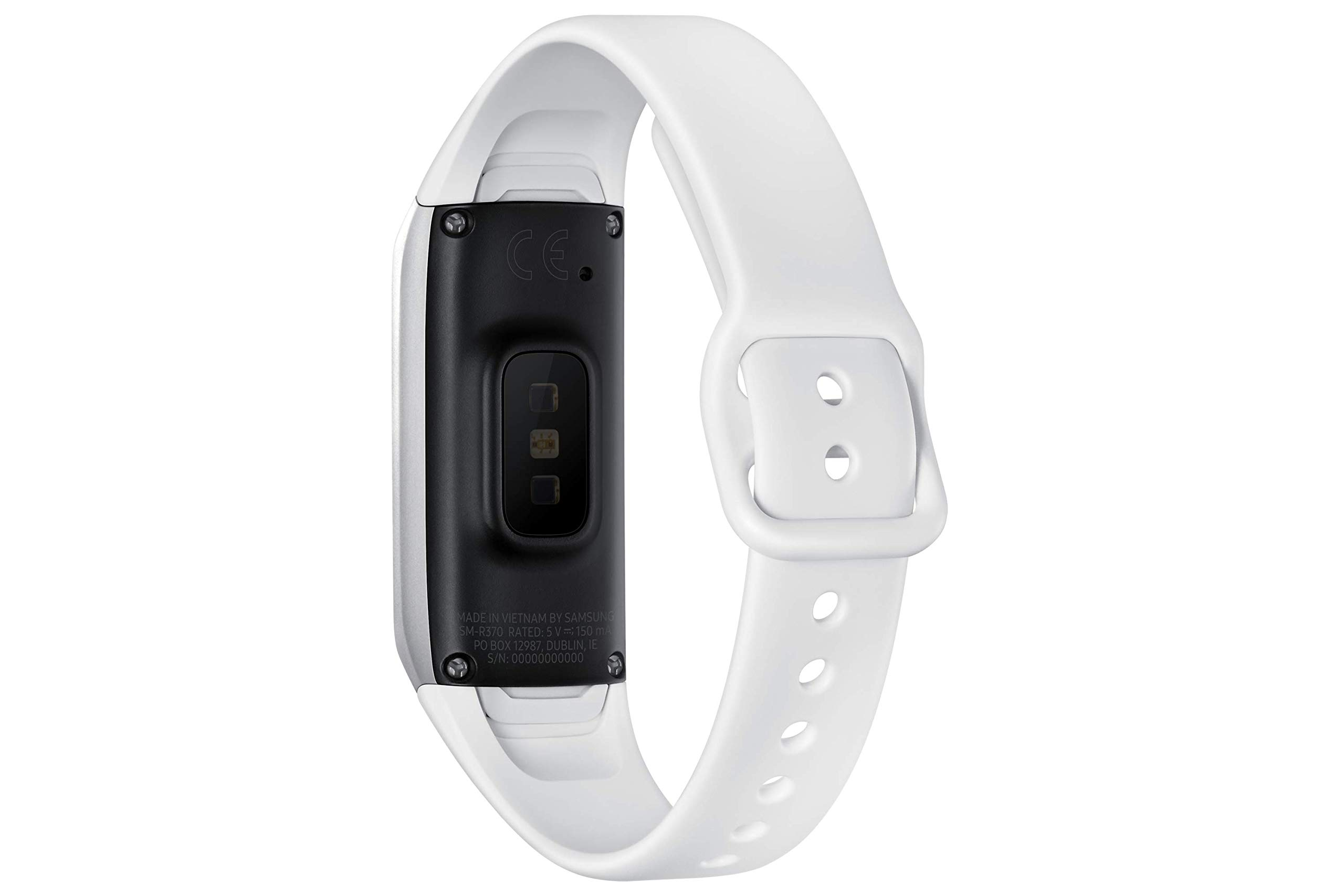 Samsung Galaxy Fit – Smartwatch, color Plata/Negro