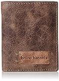Bruno Banani Vista_1_1 W 320.1424 Unisex-Erwachsene Geldbörsen 9x10x2 cm (B x H x T), Braun (braun)
