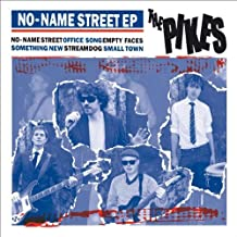 No-Name Street EP [Vinyl LP]