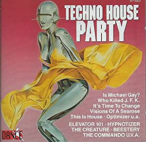 Techno house party by techno house party 1993 for House music 1993