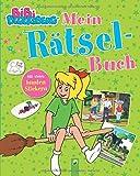 Bibi Blocksberg Mein Rätselbuch: Mit vielen bunten Stickern -