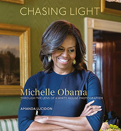 Chasing Light: Reflections from Michelle Obama's Photographer - Barack Obama Light