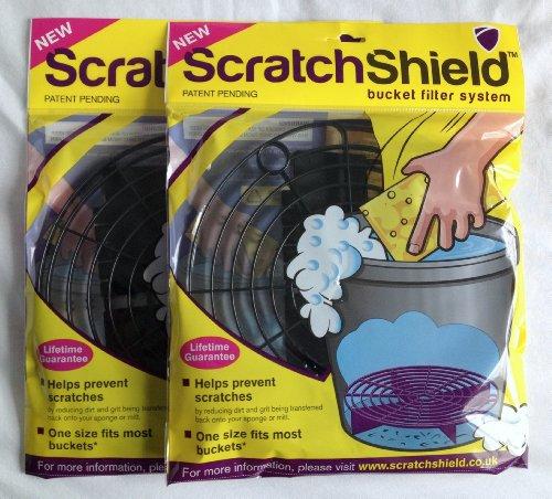 2-x-rayures-shield-seau-de-lavage-de-voiture-filtre-grain-gardes-noir