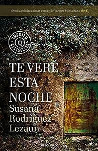 Te veré esta noche par  Susana Rodríguez Lezaun