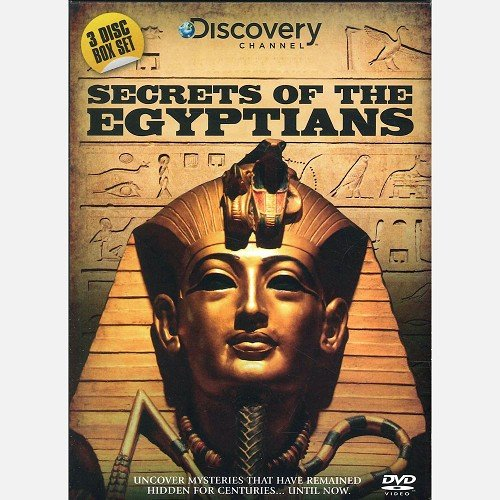discovery-channel-secrets-of-the-egyptians-history-dvds