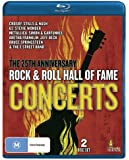 25th Anniversary Rock And Roll Hall Of Fame Concerts Blu-Ray