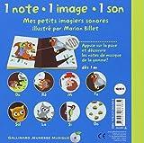Image de Mes premières notes de musique: 6 images à regarder, 8 notes à écouter