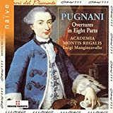 Pugnani: Overtures in Eight Parts