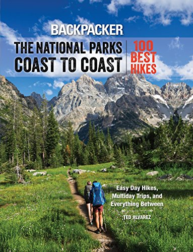 Backpacker The National Parks Coast to Coast: 100 Best Hikes (English Edition) Bryce Cascade