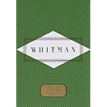 Whitman: Poems (Everyman's Library Pocket Poets) by Walt Whitman (1994-11-05)