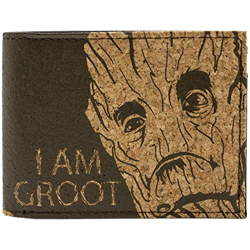 Marvel Studios Guardians Of The Galaxy I am Groot Braun Portemonnaie ()