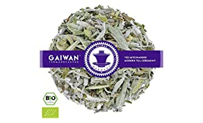 "Núm. 1389: Té de hierbas orgánico ""Salvia"" - hojas sueltas ecológico - 100 g - GAIWAN® GERMANY - salvia de la agricultura ecológica en Bosnia"