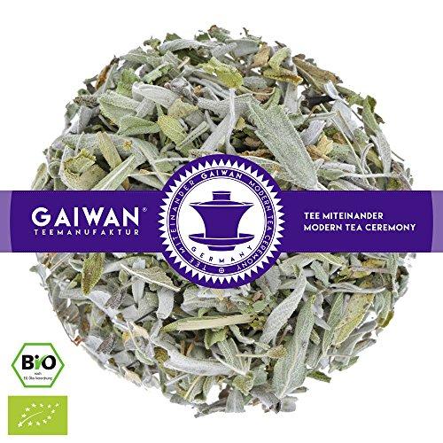 """Té de hierbas orgánico de Salvia""""- 100 g"""