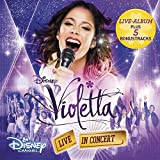 Violetta - Live in Concert (Der Original-Soundtrack zur TV-Serie - Staffel 2, Vol.2 )